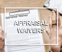 appraisal waiver