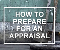 prepare for house appraisal